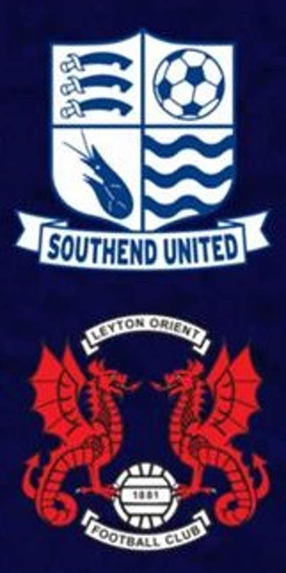 Southend to face Orient in the EFL Trophy