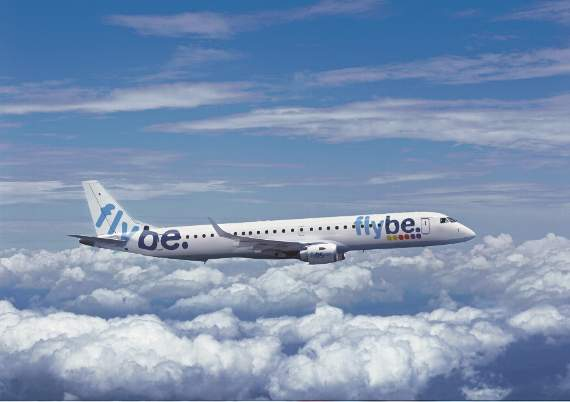 Win flights on one of Flybe's new routes to Dublin, Glasgow and Manchester from London Southend Airport