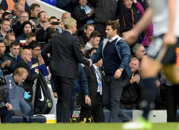 Mauricio Pochettino: 'We fully deserved the victory in the end' - Tottenham Hotspur 2-0 Arsenal - Reaction