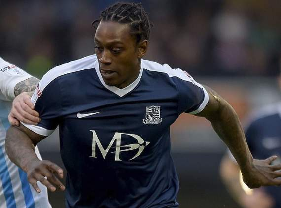 Southend United footballer Nile Ranger jailed for eight months for fraud offence