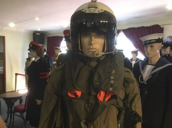See the largest collection of military uniforms in Essex at one of the county's newest museums