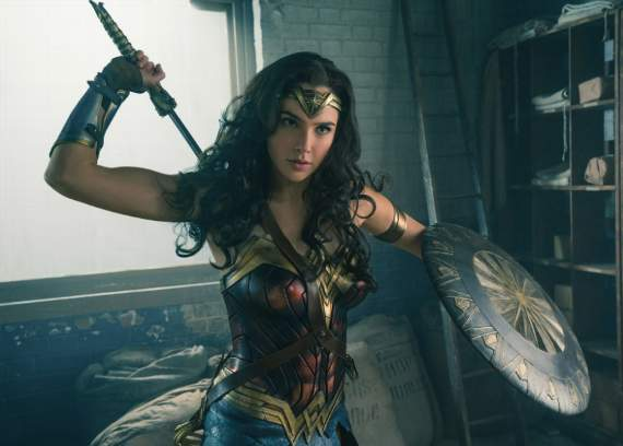 'Wonder Woman' Banned In Lebanon Due To Gal Gadot's Israeli Heritage