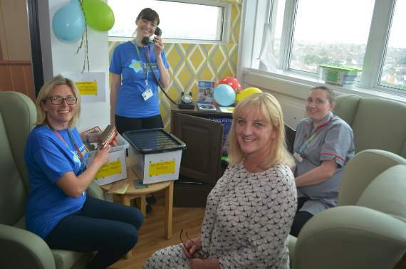Southend Hospital opens its first dementia day room