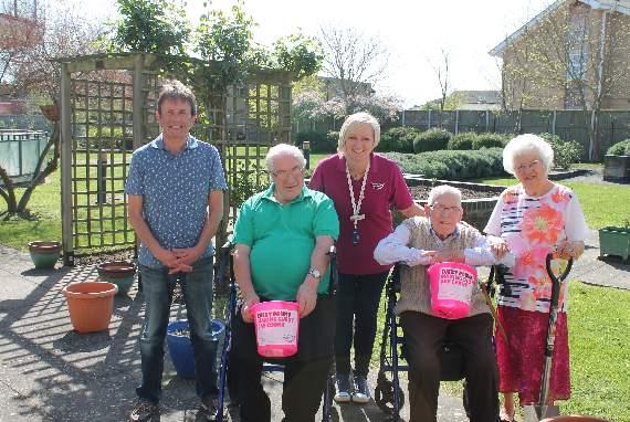 Sheltered housing complex in Rochford opening its gardens as part of charity fundraising event