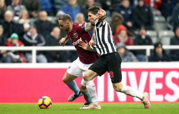West Ham Boss On Selections For Win At Newcastle