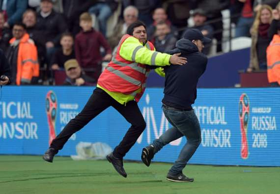 Watch West Ham United's toxic atmosphere erupt against Burnley